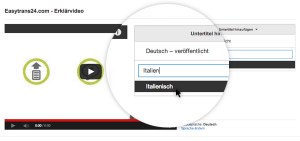Untertitelsprache definieren YouTube